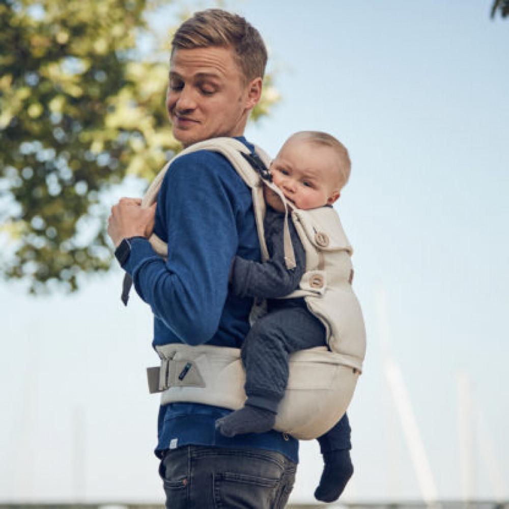 Переноска Original Baby Carrier Najell Sandy Beige