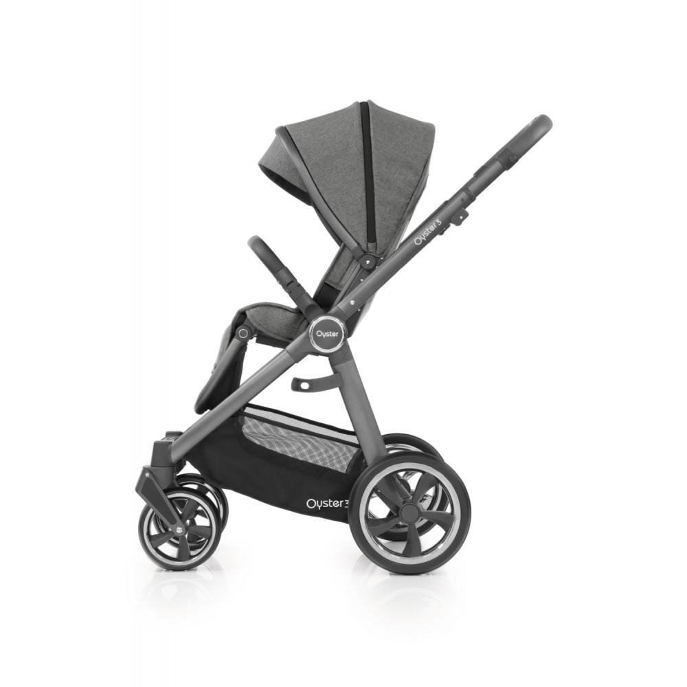 Детская коляска Oyster 3 Mercury 2 в 1 (1 коробка)