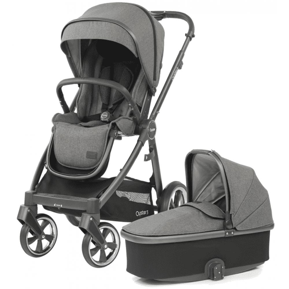 Детская коляска Oyster 3 Mercury 2 в 1 (2 коробки)