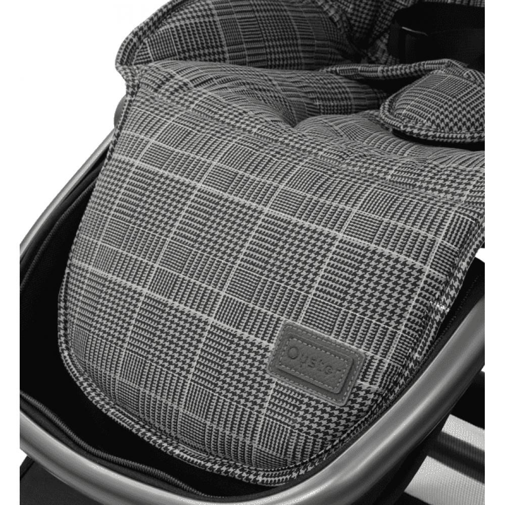 Детская коляска Oyster 3 Manhattan 2 в 1 (1 коробка)