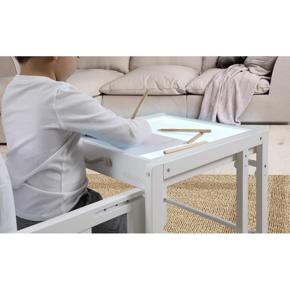 Стульчик для кормления Micuna Tik-Tak Light Box