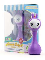 Alilo игрушка Умный зайка R1 музыкальная интерактивная фиолетовый