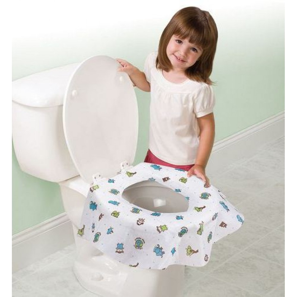 Накладка защитная Summer Infant на унитаз Keep Me Clean 00086