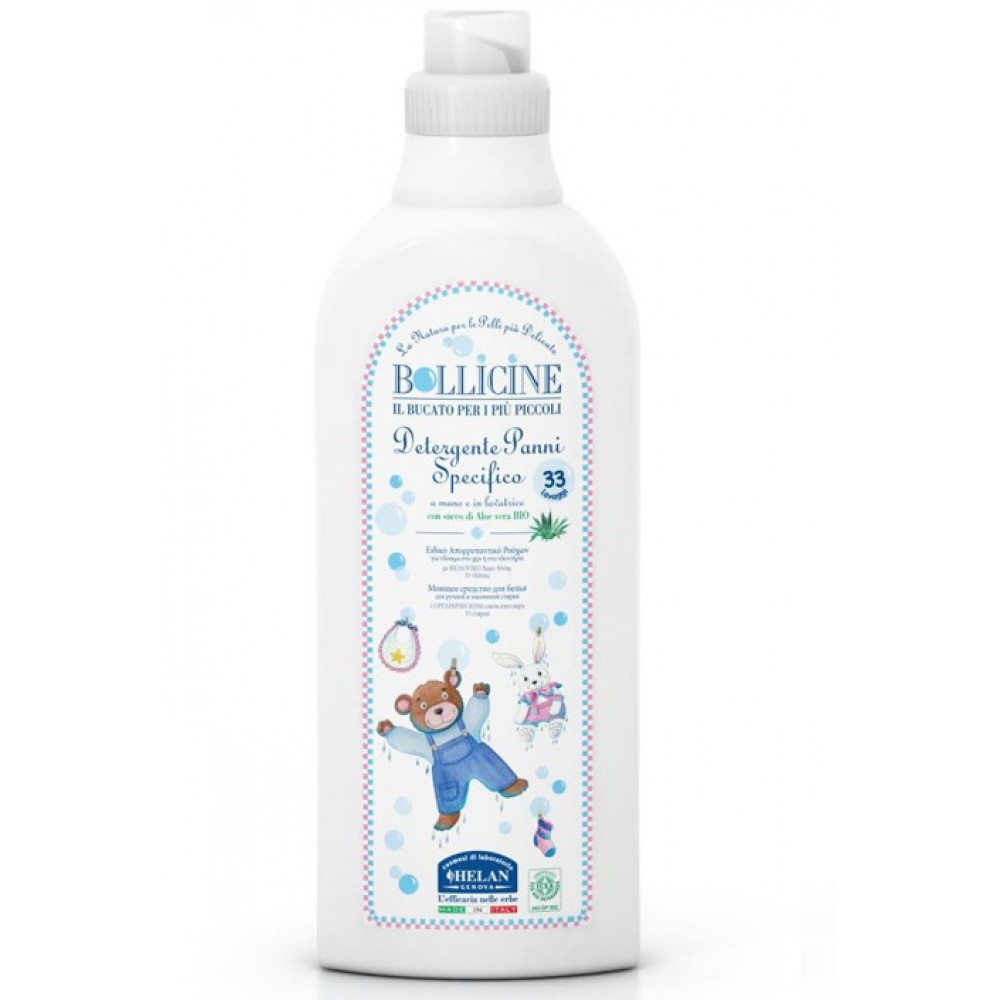 Жидкое средство HELAN (Хелан) для стирки натуральное детского белья 36B